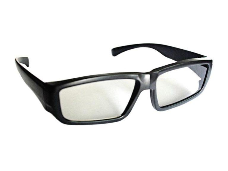 3D Polarisation Glasses for TV and Cinema (Modell 506)