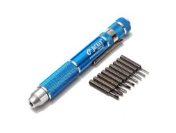 Jackly JK 8809-B screwdriver 10in1 Set (blue)
