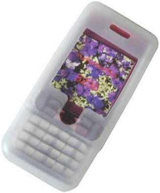 Silicon Case For Nokia 3230 BLACK
