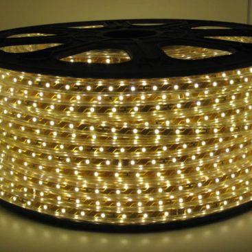 100 Meter High Voltage LED Strip Warm White