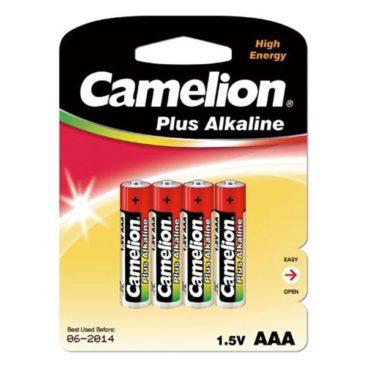 Batterie Camelion Alkaline LR03 Micro AAA (4 pieces)