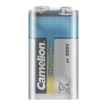 Battery for Smoke Detectors Camelion Lithium 9V (1 Pcs - bulk)