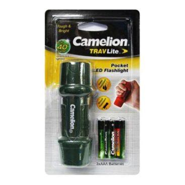 Camelion TRAV Lite Pocket LED Flashlight (HP7011)
