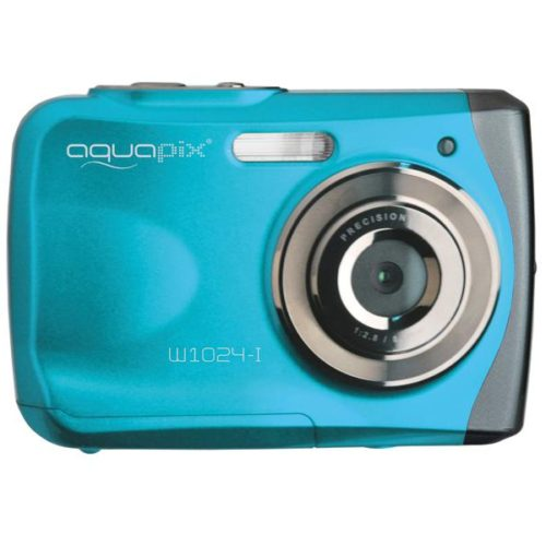 Easypix W1024 Splash Underwater camera (Blue)