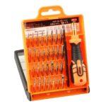 Jakemy HOME JM-8100 Screwdriver & Torx Set (32 in 1)