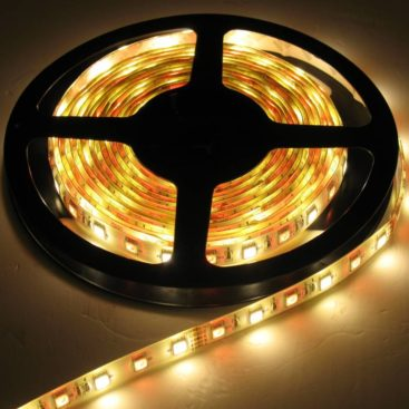 RGB + W LED Strip 60led p