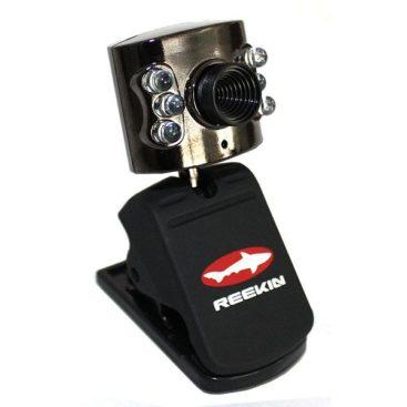 Reekin Webcam BlueEye (12 Megapixel, Microphone, Driverless, Blister)