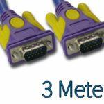 SVGA Monitor Cable 3m
