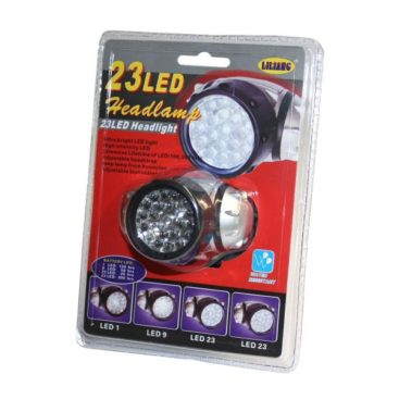 Taschenlampe Headlamp 23 LED