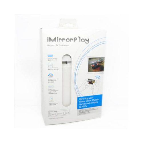 iMirror Play for iPhone and iPad Wireless AV Transmitter