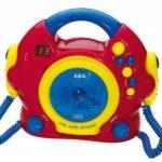 AEG Sing Along CD-Player CDK 4229 Kids Line