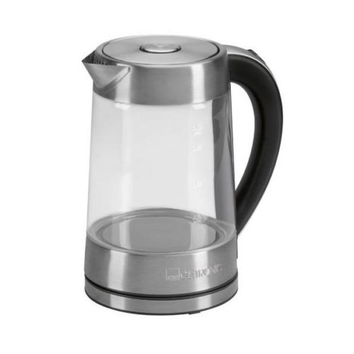 Clatronic electric glass kettle WK 3501 G inox