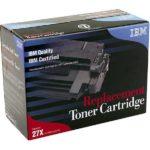 IBM HP C4127X Tonerpatrone schwarz 75P5155