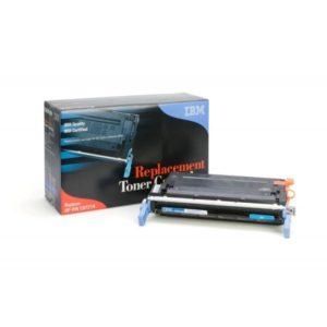 IBM HP C9721A Tonerpatrone cyan 95P6486