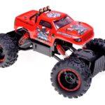RC Monster Truck NQD Rock Crawler 112 Monster Truck Allradantrieb (Red)