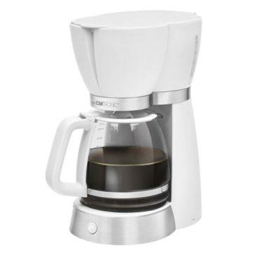 Clatronic KA 3689 Coffee machine White