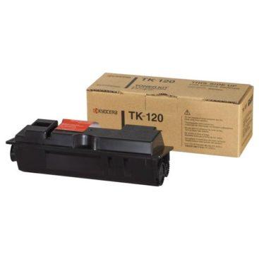 Kyocera Tonerpatrone - TK120 - black 1T02G60DE0