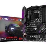 Mainboard MSI B250 Gaming Pro Carbon ATX 7A64-002R
