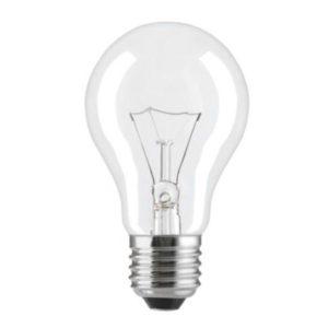 OSRAM Light Bulb 100 Watt E27 (Clear) 10 Pcs
