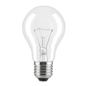OSRAM Light Bulb 60 Watt E27 (Clear) 10 Pcs
