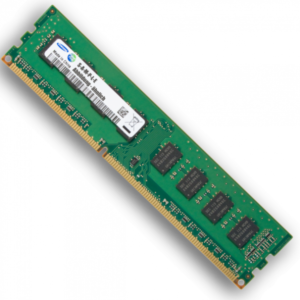 Samsung M391A1K43BB1-CRC 8GB DDR4 2400MHz ECC memory module M391A1K43BB1-CRC