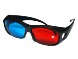 3D Glasses for TV and Cinema