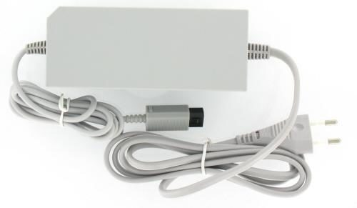 AC Adapter 100-240V for Nintendo Wii