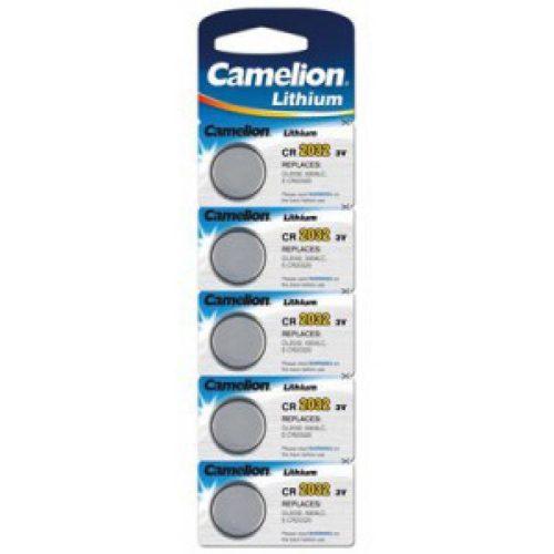 Batterie Camelion Lithium CR2032 (5 St.)