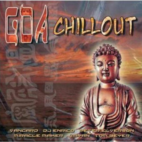 CD music - Goa Chillout