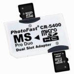 PhotoFast CR-5400 MS PRO Duo