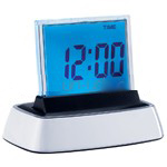 7 Color Change LED Digital LCD Alarm Clock