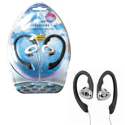 Special Sports Headphones – splash-proof