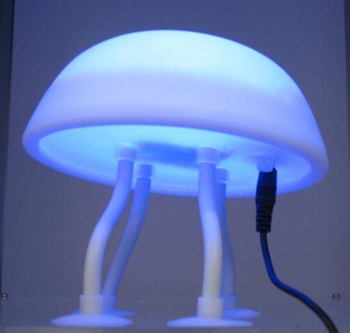 USB Jellyfish LED Lamp