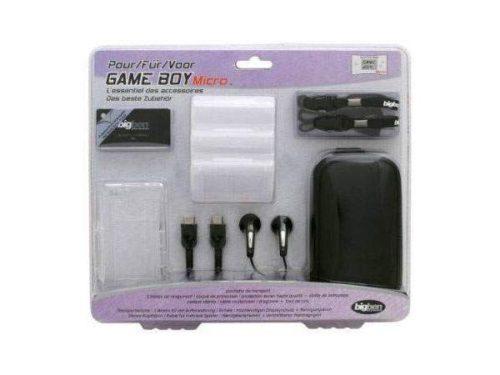 Nintendo Game Boy Micro Accessory Kit Medium