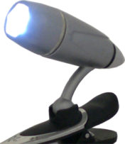 Led Spot with clip