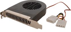 ΑΝΕΜΙΣΤΗΡΑΣ SLOT PCI Case / CPU Fan