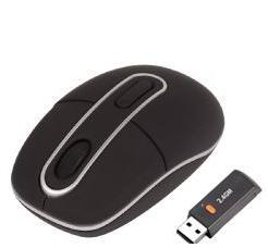 2,4G WIRELESS MOUSE/USB/BLACK