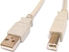USB 2.0 AB M M 2m