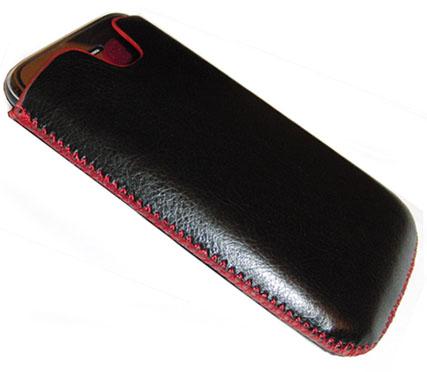 Θήκη για IPhone SlimCase Black/Red NEW STYLE