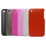 Back Plastic Case for iPhone 3G, iPhone 3GS (varius colors)