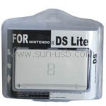 Crystal Hard Protector Case for Nintendo DS Lite