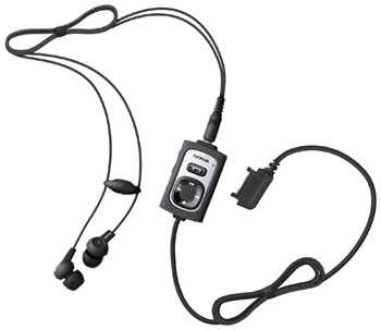 HANDSFREE HS-20 for Nokia 5500, 7373, E50, E60, E61
