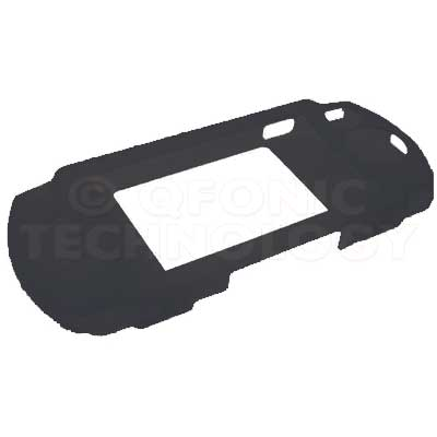 PSP Silicon Case Black T0310