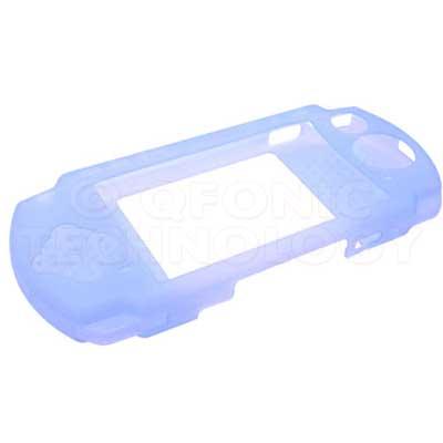 PSP Silicon Case Blue (psp 2000/3000)