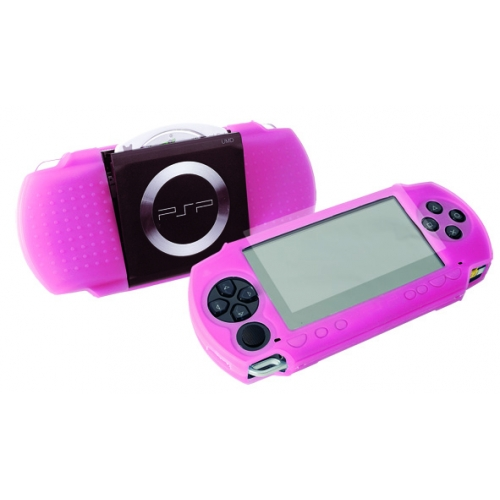 PSP Silicon Case Pink T0310