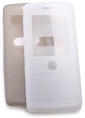 Silicon Case For Sony Ericsson K610i CLEAR