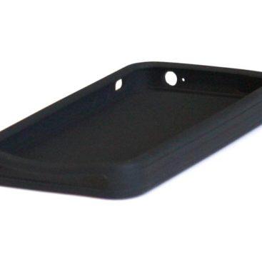 OEM Θήκη σιλικόνης για Iphone 4G BLACK