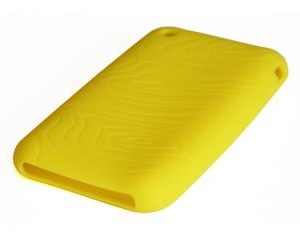 Silicone Full Cover Case for iPhone 3G/3GS yellow (Κίτρινη)