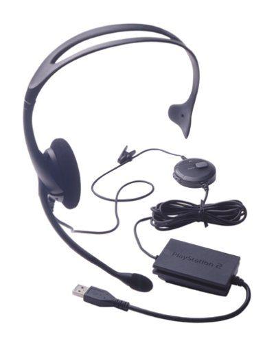 Sony PS2 USB HEADSET