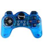USB Game Pad Tremon (Translucent Blue)
